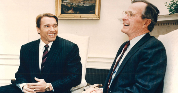 Official website for Arnold Schwarzenegger: Film, Fitness, Politics