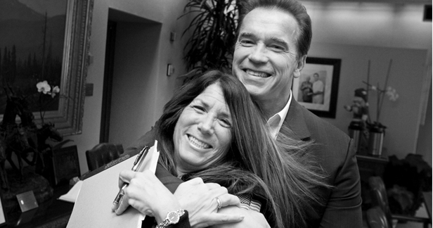 official website for arnold schwarzenegger film fitness politics