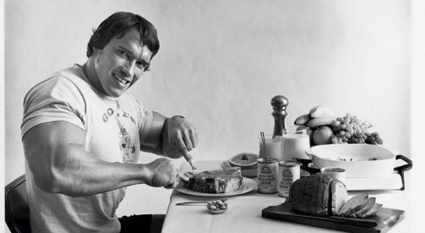 High Protein Diets And Cancer Arnold Schwarzenegger