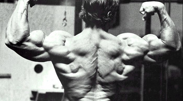 Build Your Base | Arnold Schwarzenegger