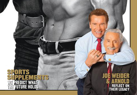 Statement on the passing of joe weider announcements arnold statement on the passing of joe weider malvernweather Images